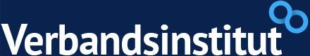 Logo Verbandsinstitut - blau - 440x80 Pixel - jpg