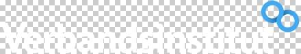 Logo Verbandsinstitut - für dunklen Hintergrund - 440x80 Pixel - png